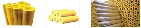 Tube Rock Wool