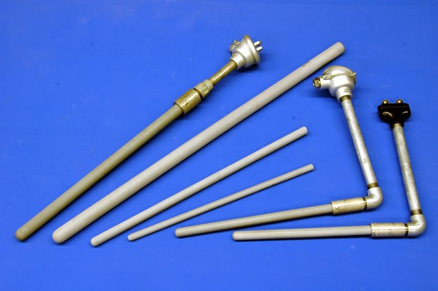 Thermocouple used in smelting furnaces